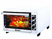 Печь электрическая SATURN ST-EC10712 White