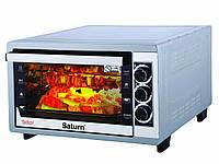 Печь электрическая SATURN ST-EC10712 Gray