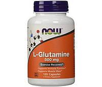 L-Glutamine 500 mg 120 caps