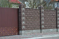 Блок заборный цена Коростышев купить