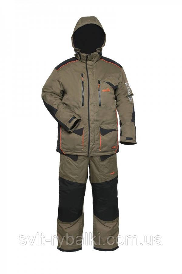 Костюм зимний Norfin DISCOVERY (хакі) -35 ° / 6000мм /