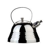 Чайник Berghoff со свистком 2,6 л нержавеющая сталь