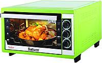 Печь электрическая SATURN ST-EC10709 Green