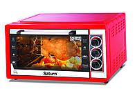 Печь электрическая SATURN ST-EC10708 Red