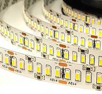 Светодиодная лента smd 3014 240 led/m белая теплая