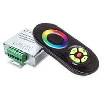 RGB-Контроллер 18 А Радио - Сенсорный #55/1 black