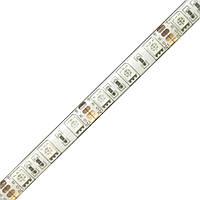 Светодиодная лента smd 5050 30 led/m 12V RGB герметичная №1