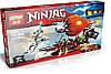 """Конструктор Ninja """"Дирижабль-Штурмовик"""" (аналог LEGO Ninjago 70603)"""