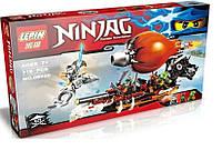 """Конструктор Ninja """"Дирижабль-Штурмовик"""" (аналог LEGO Ninjago 70603), фото 1"""