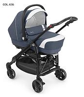 Детская универсальная коляска 3в1 Cam Combi Family 2017