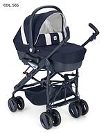 Детская универсальная коляска 3в1 Cam Combi Tris 2017