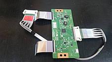 Модуль T-CON LG 47LA621V LC470DUE-SFR1 6870C-0444A + шлейфы, фото 2
