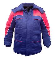 Пошив зимней куртки с нанесением логотипа