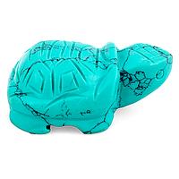 Бирюза, статуэтка черепашка, 136ФГБ