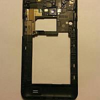 Средняя часть корпуса для Samsung i9100 Galaxy s2 оригинал б/у  black
