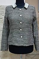 Пиджак твидовый Rinacimenta