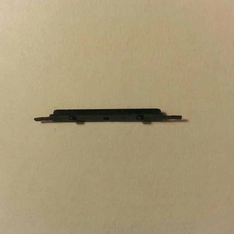 Пластикова кнопка гучності для Samsung i9100 Galaxy s2 оригінал б/у