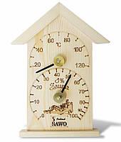 Термогигрометр SAWO 116 T-H домик