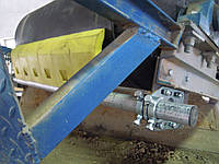 Очистительное скребковое устройство для конвейерных лент
