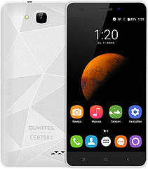 Oukitel C3 White BLACK BLUE