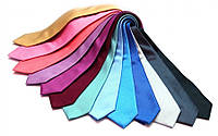 Галстуки, промо галстуки с логотипом