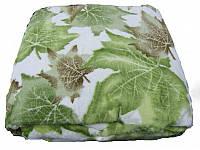 Плед из микрофибры Кленовый лист, 160*210, 200*220, Польша, фото 1