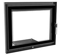 Двери для камина Kratki Zuzia/Eryk (прямое стекло) Deco