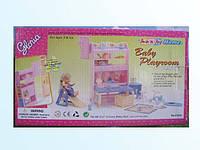 Мебель Gloria  для детской, в кор.16,5296см 48шт2 арт.21019