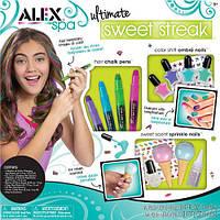 Большой набор 120 предметов для волос и ногтей из США Alex Toys Kit