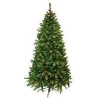 Искусственная елка Triumph Tree Empress с шишками зеленая 1,85 м (756770880150)