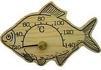 Термометр для бани SAWO 180 T рыбка