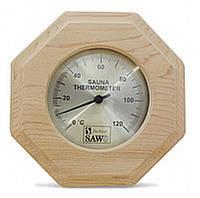 Термометр для бани SAWO 240 T (сосна)