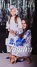 Вышиванка для девочки платье вышитое, вышиванка, бохо, этно стиль, Bohemian, фото 3