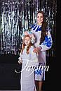 Вышиванка для девочки платье вышитое, вышиванка, бохо, этно стиль, Bohemian, фото 4