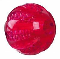 TRIXIE TX-33680 TPR игрушка массажный мяч для собак - Denta Fun, ø 6 cм