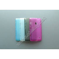 Силиконовый чехол Nokia Lumia 520