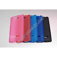 Силиконовый чехол HTC Windows Phone 8S