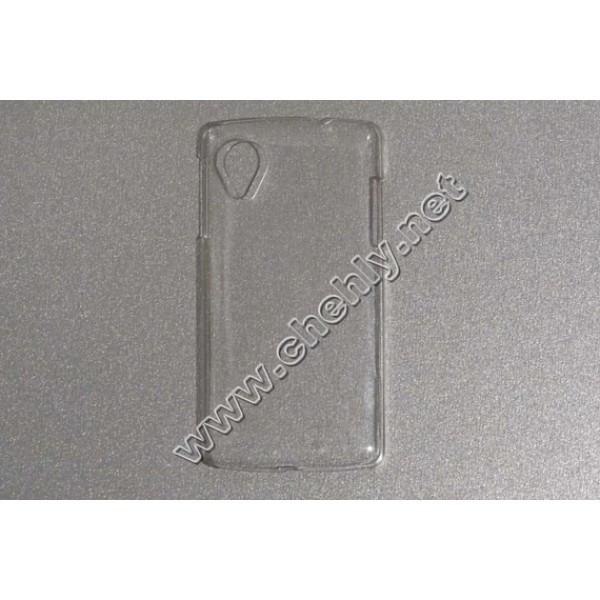 Пластиковый чехол LG Nexus 5  D821
