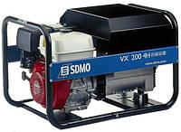 Генератор бензиновый SDMO VX 200/4 H-S
