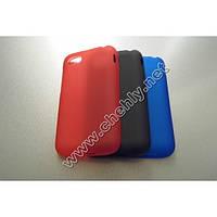 Силиконовый чехол Blackberry Q5