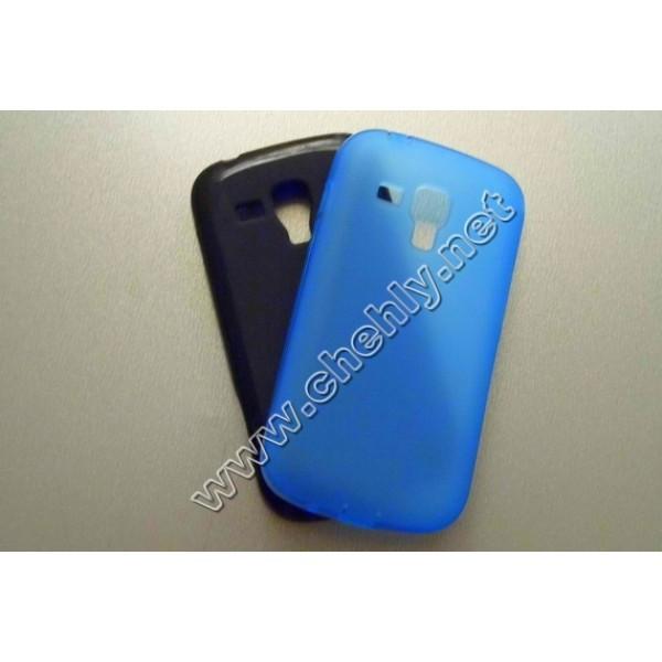 Силиконовый чехол для смартфона Samsung Galaxy S S7560/ S7562