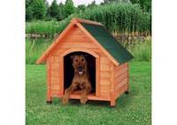 TRIXIE TX-39531 Будка для крупных собак TRIXIE - Natura Размер: 77x82x88cм (сосна)