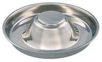 ТRIXIE Стальная миска для щенков, 1,4 л/ø 29 см ТХ-25281