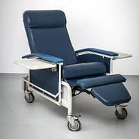 Комфортабельное Мобильное Кресло Winco CareCliner 654 Bariatric Clinical Recliner Chair