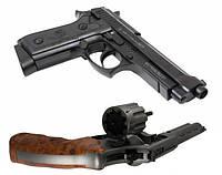 Так чем же отличается револьвер от пистолета?