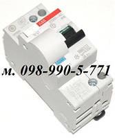 ABB. Дифференциальные автоматические выключатели АВВ. Дифавтомат DS 951 AC-B16/0,03A.