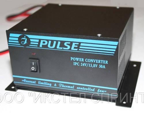 Импульс IPC 24V/13.8V (15А / 20А / 30А)