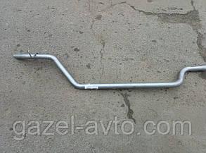 Труба выхлопная Газель, 2705 двигатель 405 (цельнометалическая 2031см)
