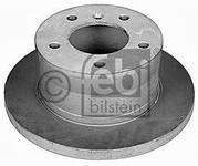 Задний тормозной диск на MB Sprinter 308-316, VW LT-35 1996-2006 — Febi (Германия) — FE09101
