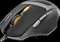 Проводная игровая мышь Defender Warhead GM-1740 оптика,7 кнопок,1200-3200dpi